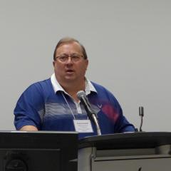 Greg Krokosh, Chair of the Call Centre Committee