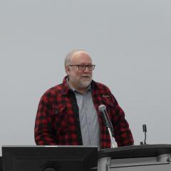 Jamie vanSydenborgh, Chair of the Political Action Committee
