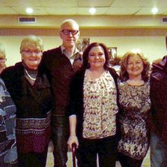 All Belleville Presidents with Betty Bannon