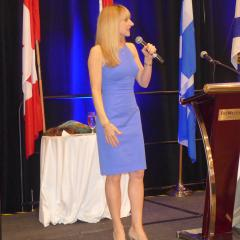 Guest speaker - Jessica Holmes, Comedian, Author and Mental Health Advocate