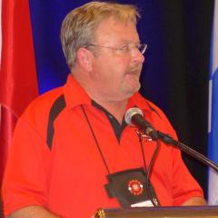 Wayne Little, Chair of the Honours and Awards Committee